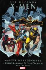 Marvel Masterworks: The Uncanny X-Men (2003-Present) #TP Vol 1 Variant C: Black Cover; New Edition