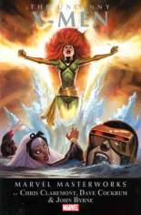 Marvel Masterworks: The Uncanny X-Men (2003-Present) #TP Vol 2 Variant B: Black Cover; New Edition