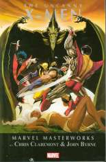Marvel Masterworks: The Uncanny X-Men (2003-Present) #TP Vol 3 Variant A: Black Cover