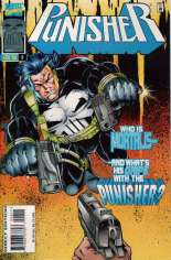 Punisher (1995-1997) #8 Variant B: Direct Edition