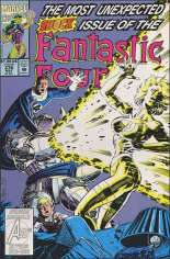 Fantastic Four (1961-1996) #376 Variant B: Direct Edition; Not Polybagged