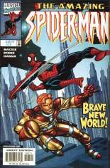 Amazing Spider-Man (1999-2014) #7 Variant B: Direct Edition
