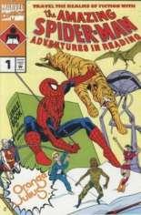 Amazing Spider-Man: Adventures in Reading (1990) #1 Variant E: Orange Julius Variant; Jungle Book Cover
