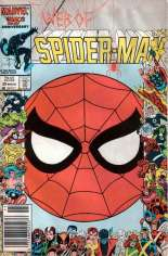 Web of Spider-Man (1985-1995) #20 Variant A: Newsstand Edition