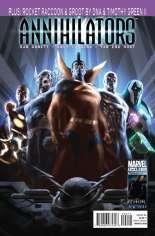 Annihilators (2011) #2 Variant A