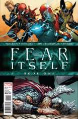 Fear Itself (2011-2012) #1 Variant A