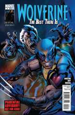 Wolverine: The Best There Is (2011-2012) #5 Variant A