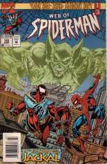 Web of Spider-Man (1985-1995) #122 Variant A: Newsstand Edition