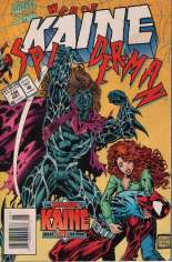 Web of Spider-Man (1985-1995) #124 Variant A: Newsstand Edition