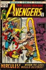 Avengers (1963-1996) #99 Variant A
