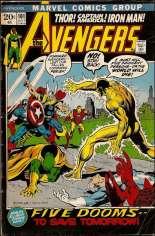 Avengers (1963-1996) #101 Variant A