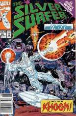 Silver Surfer (1987-1998) #68 Variant A: Newsstand Edition