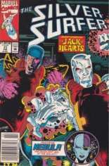 Silver Surfer (1987-1998) #77 Variant A: Newsstand Edition