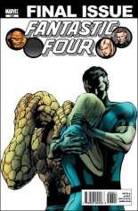 Fantastic Four (1998-2011) #588 Variant B: 2nd Printing