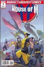 House of M (2005) #1 Variant G: Marvel's Greatest Comics Reprint