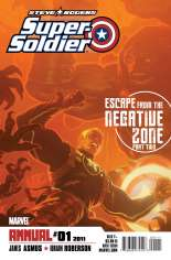 Steve Rogers: Super-Soldier (2010-2011) #Annual 1