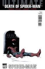 Ultimate Comics: Spider-Man (2009-2011) #157 Variant B: 1:15 Variant