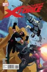 Uncanny X-Force (2010-2012) #7 Variant A
