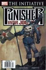 Punisher: War Journal (2007-2009) #9 Variant A: Newsstand Edition