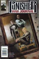 Punisher: War Journal (2007-2009) #19 Variant A: Newsstand Edition