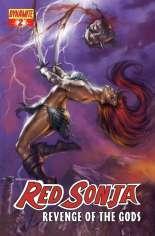 Red Sonja: Revenge of the Gods #2 Variant A
