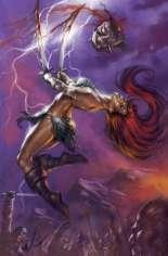 Red Sonja: Revenge of the Gods #2 Variant B: Virgin Cover