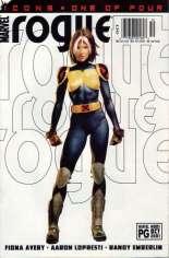 Rogue (2001) #1 Variant A: Newsstand Edition