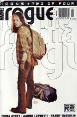 Rogue (2001) #2 Variant A: Newsstand Edition