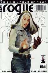 Rogue (2001) #4 Variant A: Newsstand Edition