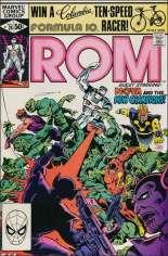 Rom (1979-1986) #24 Variant B: Direct Edition