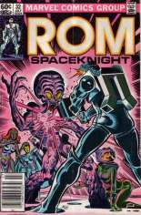 Rom (1979-1986) #32 Variant A: Newsstand Edition