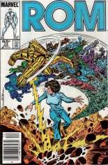 Rom (1979-1986) #73 Variant A: Newsstand Edition