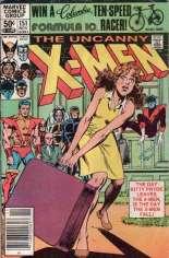 Uncanny X-Men (1963-2011) #151 Variant A: Newsstand Edition