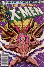 Uncanny X-Men (1963-2011) #162 Variant A: Newsstand Edition