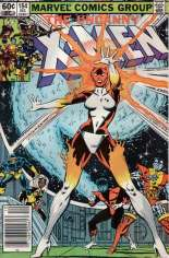 Uncanny X-Men (1963-2011) #164 Variant A: Newsstand Edition