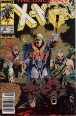 Uncanny X-Men (1963-2011) #252 Variant A: Newsstand Edition