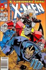Uncanny X-Men (1963-2011) #295 Variant A: Newsstand Edition; Not Polybagged