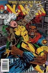 Uncanny X-Men (1963-2011) #305 Variant A: Newsstand Edition