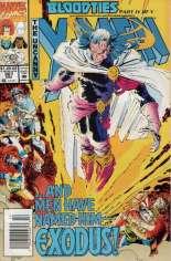 Uncanny X-Men (1963-2011) #307 Variant A: Newsstand Edition