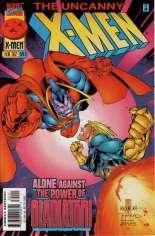Uncanny X-Men (1963-2011) #341 Variant B: Direct Edition