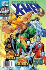 Uncanny X-Men (1963-2011) #360 Variant A: Newsstand Edition