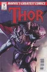 Thor (2007-2011) #7 Variant C: Marvel's Greatest Comics Reprint