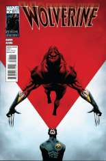 Wolverine (2010-2012) #8 Variant A