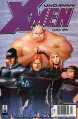 Uncanny X-Men (1963-2011) #403 Variant A: Newsstand Edition