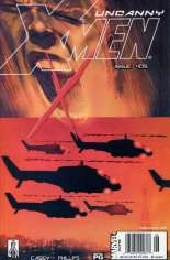 Uncanny X-Men (1963-2011) #405 Variant A: Newsstand Edition