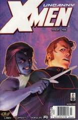 Uncanny X-Men (1963-2011) #406 Variant A: Newsstand Edition