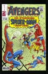 Avengers (1963-1996) #11 Variant B: ''In New York'' Reprint