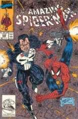 Amazing Spider-Man (1963-1998) #330 Variant C: 1993 Marvel Vintage Pack Reprint