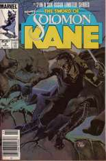 Solomon Kane (1985-1986) #2 Variant A: Newsstand Edition