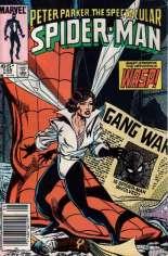 Spectacular Spider-Man (1976-1998) #105 Variant A: Newsstand Edition
